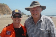 Tom Wyatt & SES volunteer-gallery