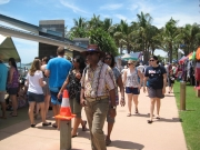 australia day on the beach front-gallery